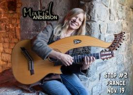 France - Muriel Anderson image